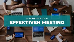 effektive meetings